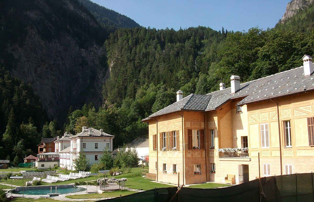 Terme Di Pre Saint Didier Hotel