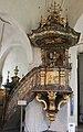 Predikstol, Heliga Trefaldighets kyrka, Arboga.jpg