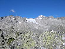 La Presanella e l'alta val Nardis