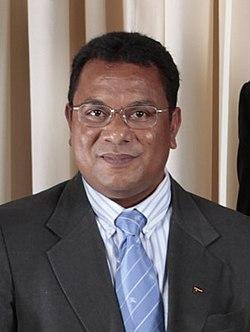 President Marcus Stephen of Nauru.jpg