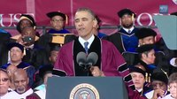 File:President Obama Delivers Morehouse College Commencement Address.webm