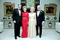 President Ronald Reagan and Nancy Reagan with Walter Annenberg and Leonore Annenberg.jpg