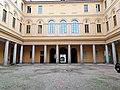Primo cortile del Liceo ginnasio statale Benedetto Cairoli - Vigevano.jpg