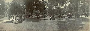 History of Princeton University - Princeton University Class Day c1904
