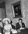 Prinses Margaret en Lord Snowdon wonen bij het Anglo-Nederlandse Universitair Sy, Bestanddeelnr 917-7821.jpg