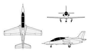 HAL HJT-36 Sitara - Image: Profil HAL HJT 36