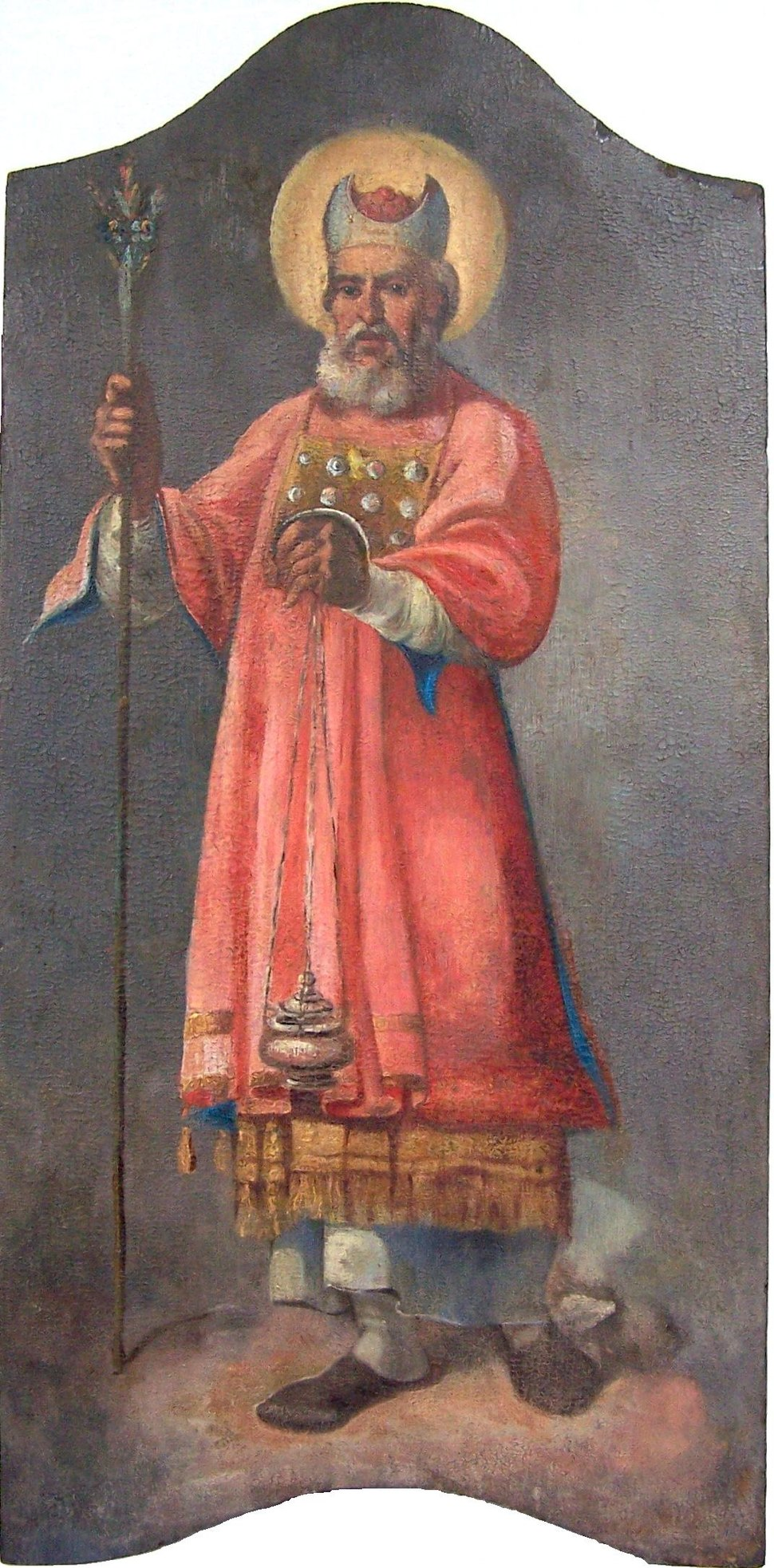 Prophet Aaron Hajdudorog