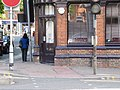 Pub with a bench mark - geograph.org.uk - 2085760.jpg