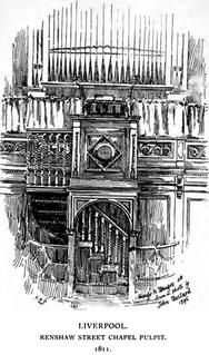 Renshaw Street Unitarian Chapel