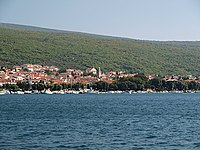 Punat from Puntarska cove.jpg