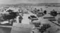 Queensland State Archives 2971 View of Stanley Street during the Brisbane River flood 1893.png