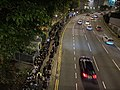 Queue to memorial Marco Leung Ling-kit in Admiralty 20200615-2.jpg