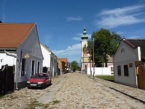 Székesfehérvár - 19th century Serbian Quarter preserved in the middle of Székesfehérvár