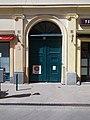 Ráday Straße 11-13, Eingang, 2021 Ferencváros.jpg