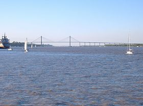 Image illustrative de l'article Pont Rosario-Victoria
