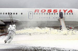 RIAN archive 619897 Safety Day at St Petersburg Pulkovo airport.jpg