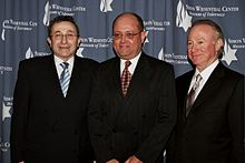 Rabbi Marvin Hier, Gilberto Bosques, Larry A Mizel.jpg