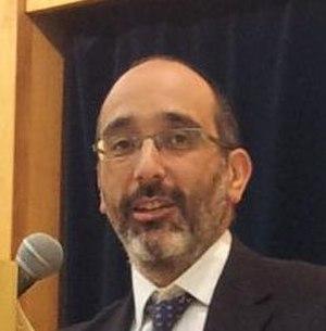 Warren Goldstein - Image: Rabbi Warren Goldstein