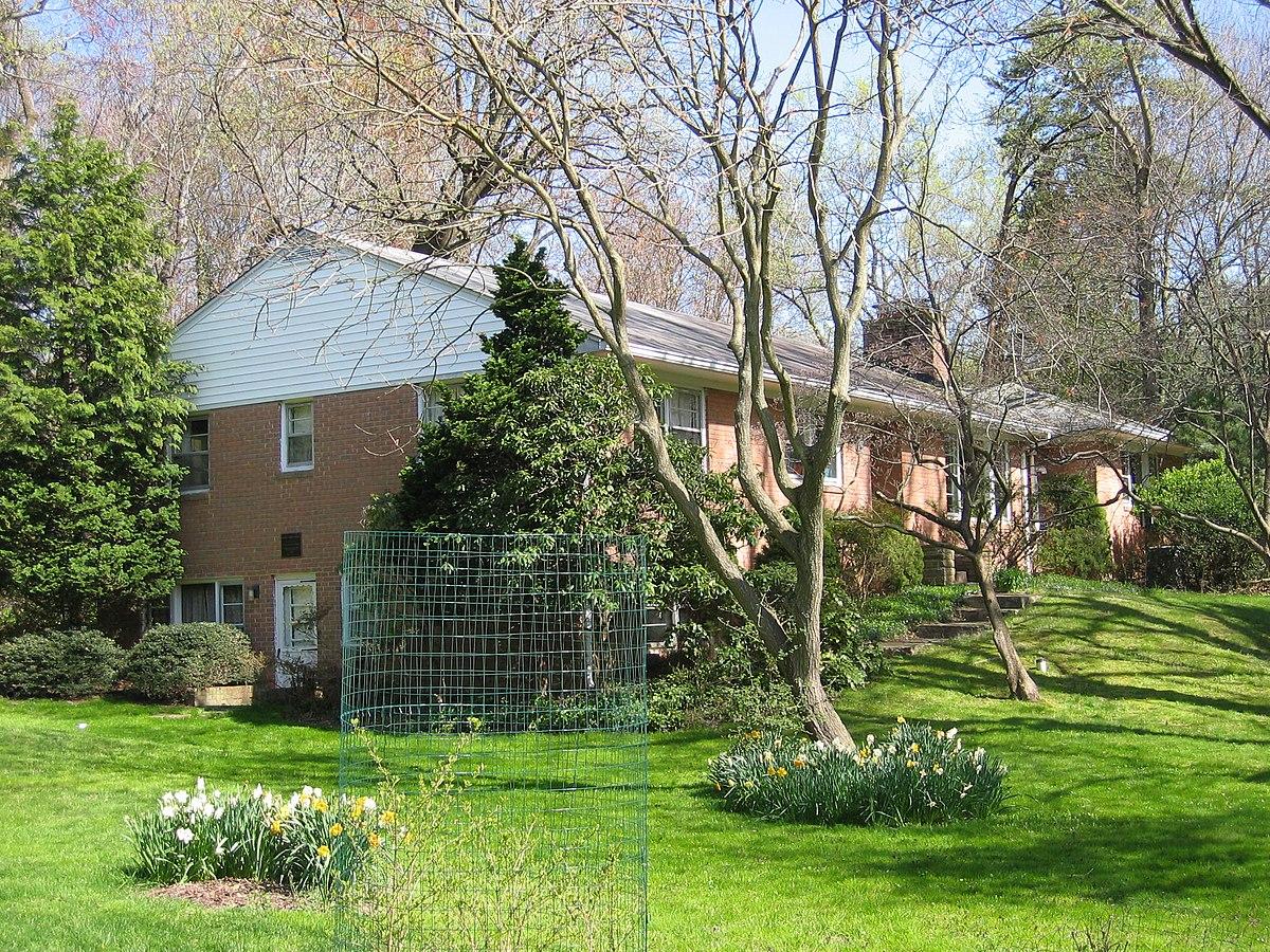 Rachel Carson House Colesville Maryland Wikipedia
