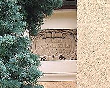 Gebr der ziller wikipedia - Architekt radebeul ...