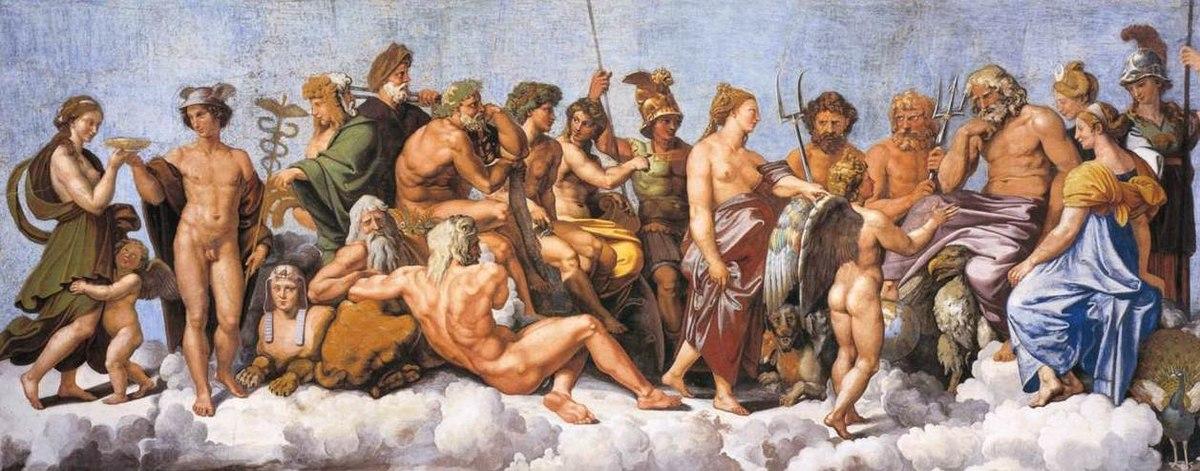 Δώδεκα θεοί του Ολύμπου - Βικιπαίδεια 55283f988c7