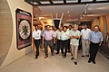Raghvendra Singh Visits Science And Technology Heritage Of India Gallery With NCSM And VMH Dignitaries - Science City - Kolkata 2018-07-20 2581.JPG