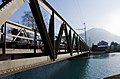 Rail bridge across the Aare in Interlaken (4871673535).jpg