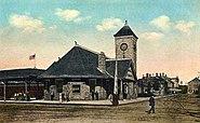 Railway Station, Stoughton, MA