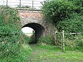 Railway bridge on disused line south of Molesden, Northumberland - geograph.org.uk - 938585.jpg