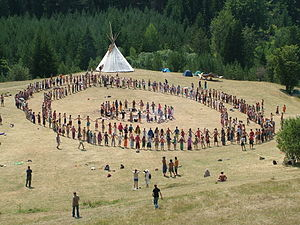 Rainbow Family - A 2007 Rainbow Gathering in Bosnia