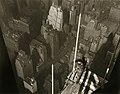 Raising the Mast Empire State Building by Lewis W Hine.jpeg