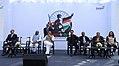 Rajiv Gauba, IAS with Rajnath Singh, Hansraj Ahir, Kiren Rijju and Ajit Doval.jpg