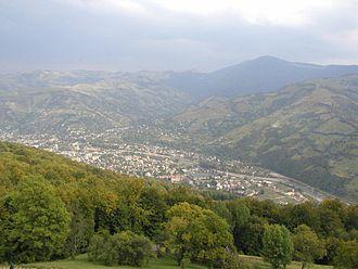 Rakhiv - Image: Rakhiv