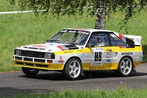 Rally Bohemia 2012 (historic show, SS22 Sychrov) - Audi Sport Quattro.JPG