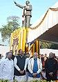 Ram Nath Kovind, the Vice President, Shri M. Venkaiah Naidu, the Prime Minister, Shri Narendra Modi and the Deputy Speaker of Lok Sabha.jpg