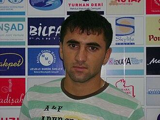 Ramazan Abbasov - Image: Ramazan Abbasov