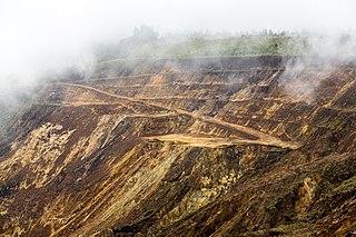 Mining in Malaysia