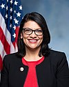 Rashida Tlaib, official portrait, 116th Congress.jpg