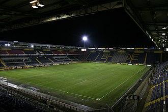 Rat Verlegh Stadion - View from Vak G towards the B-side