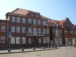 Neukloster - Image: Rathaus Neukloster