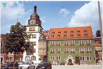 Rudolstadt - Rudolstadt Town Hall