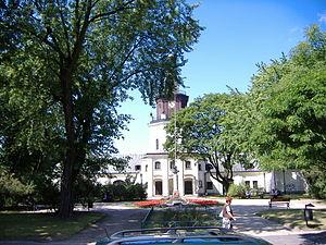 Siedlce - Image: Ratusz Miejski