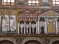 Ravenna Basilica of Sant'Apollinare Nuovo mosaic (2).jpg