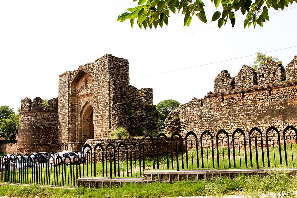 Rawat Fort - Main Gate East
