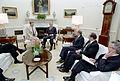 Reagan's meeting with Oleg Gordievsky in the Oval Office (11).jpg
