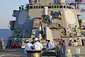 Reception with Ambassador Pyatt Aboard USS ROSS, July 24, 2016 (28505381441).jpg