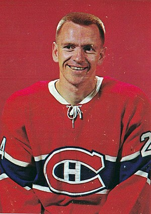 Red Berenson - Image: Red Berenson Chex card