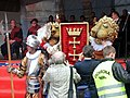 Reenactment of the entry of Casimir IV Jagiellon to Gdańsk during III World Gdańsk Reunion - 050.jpg
