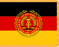 Regimental colours of NVA (East Germany).svg