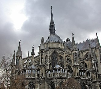 Council of Reims (1148) - The council was opened in the Cathedral at Reims
